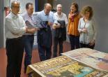 Visita Diputat d'Administració General - Diputació de València