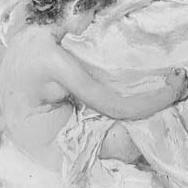 Estudi, per Ignasi Pinazo Camarlench. Fotografia: Col·lecció Enrique Cardona, ca. 1930. Signatura 0803.
