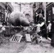 Falla C/ Zaragoza 1902. ca 1975. ES.462508.ADPV/Colección Corbín, imagen nº 11231