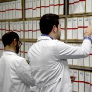 Dipòsits Arxiu General