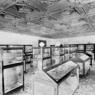 FRANCISCO SANCHIS MUÑOZ  Salón dorado del palacio de la Generalitat de Valencia. 1946. ES.462508.ADPV/Colección Sanchis, imagen nº 01033