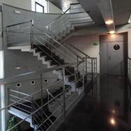 Primera planta de l'Arxiu, accés als dipòsits
