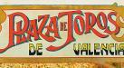 A. CANTÓ . Plaça de bous de València : ... corregudes de fira ... en els dies 25 , 26, 27 i 28 juliol 1907 ... 1907. ES.462508.ADPV / Cartells taurins / CT 13-113 , imatge nº 03360