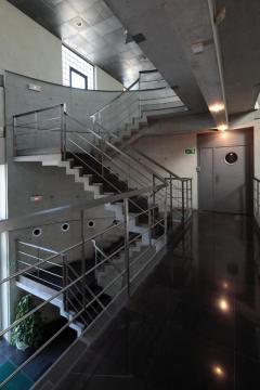 Primera planta del Archivo, acceso a los depósitos