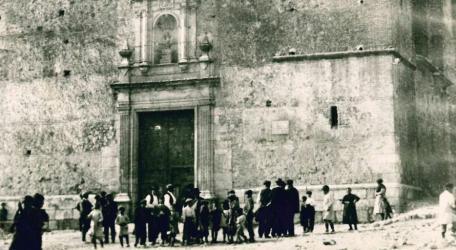 L'antiga església de Tous